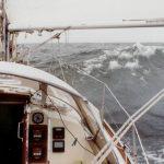 Achterlicher Wind