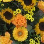Ein-Blumenstrauß