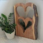Hearts of wood